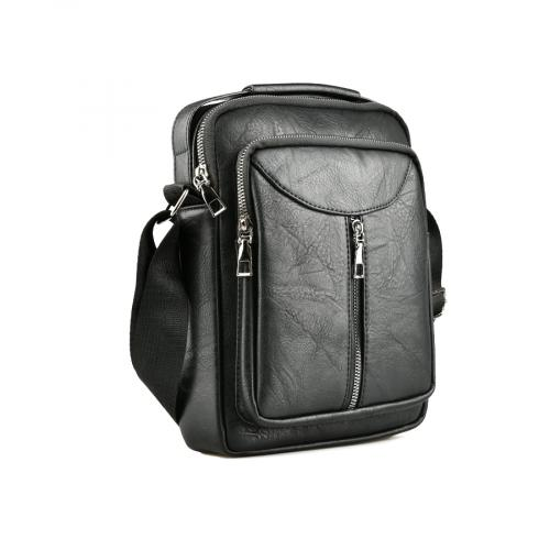 мъжка ежедневна чанта черна 0141601