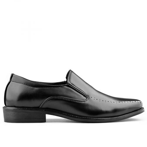 мъжки елегантни обувки черни 0139071