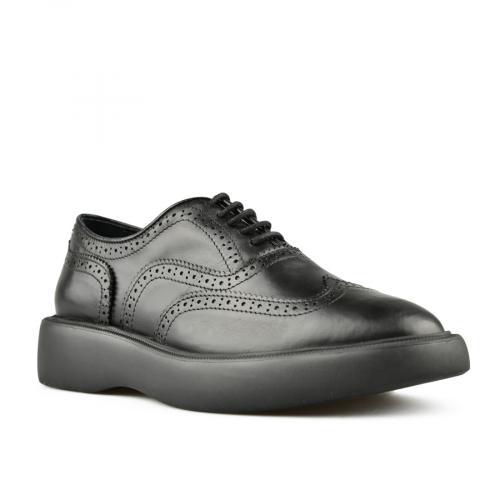 дамски ежедневни обувки черни 0145491