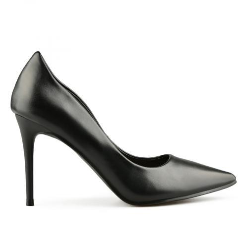 дамски елегантни обувки черни 0141659