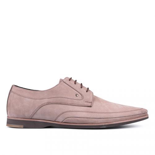 мъжки ежедневни обувки бежови 0127445