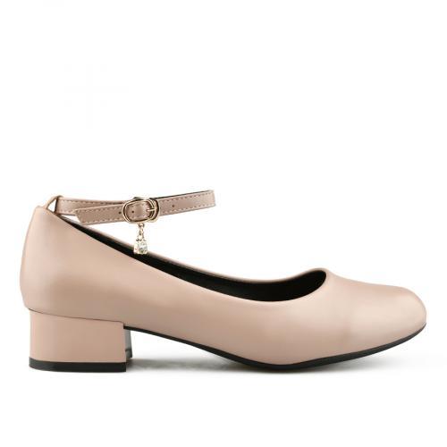 дамски ежедневни обувки розови 0141657