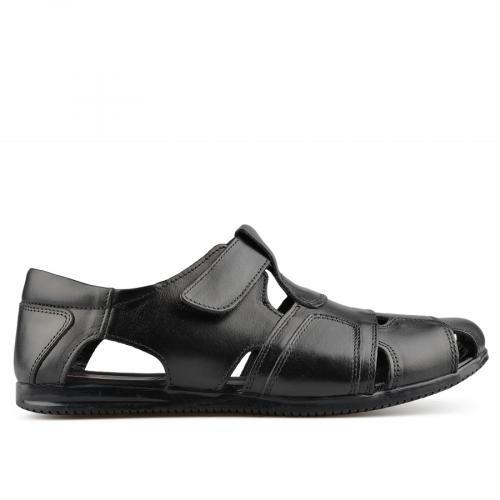 мъжки сандали черни 0141227