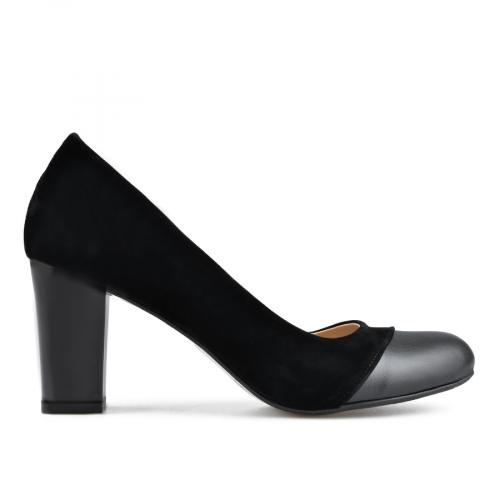 дамски елегантни обувки черни 0138336