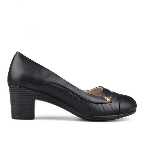 дамски ежедневни обувки черни 0133680