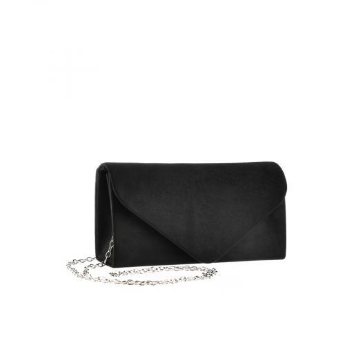 дамска елегантна чанта черна 0143758