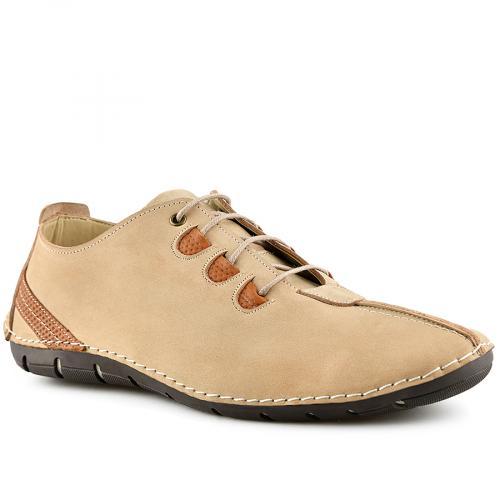 мъжки ежедневни обувки бежови 0141215