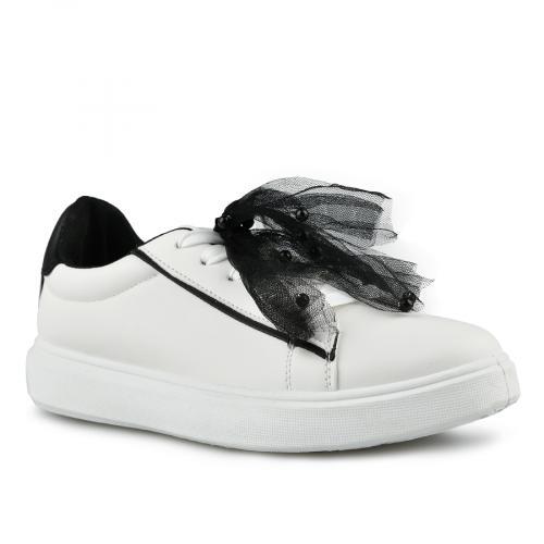 дамски ежедневни обувки бели 0142690