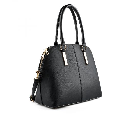дамска ежедневна чанта черна 0141804