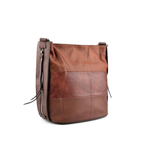 дамска ежедневна чанта кафява 0139224