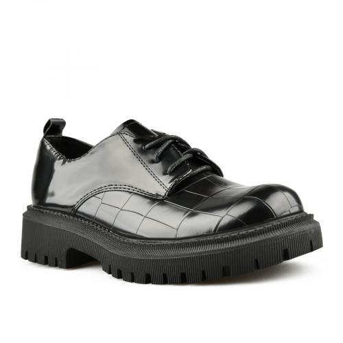 дамски ежедневни обувки черни 0144987