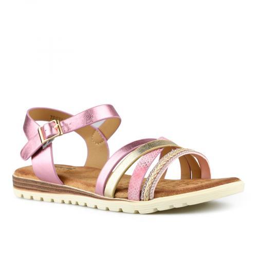 дамски ежедневни сандали розови 0142845
