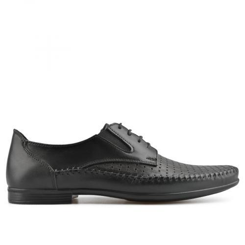 мъжки ежедневни обувки черни 0138271