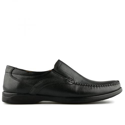 мъжки ежедневни обувки черни 0141148