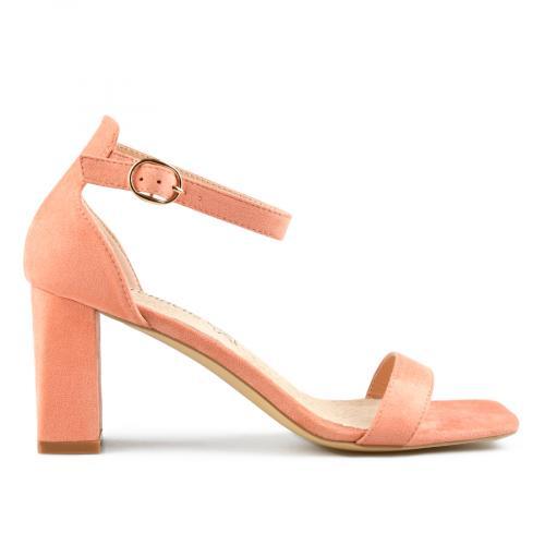 дамски елегантни сандали розови 0143182