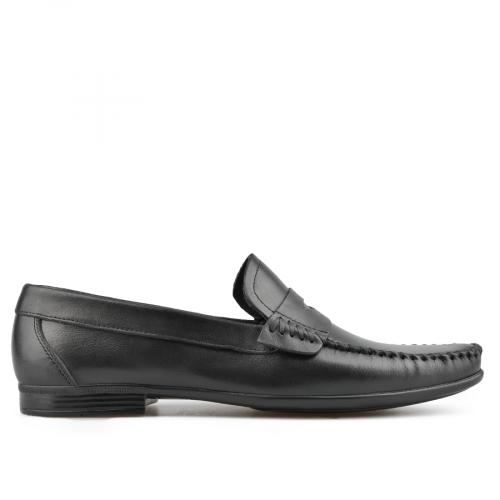 мъжки ежедневни обувки черни 0138264