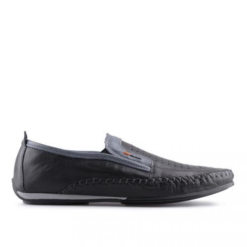 мъжки ежедневни обувки черни 0127513