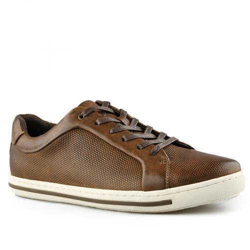 мъжки ежедневни обувки кафяви 0140745