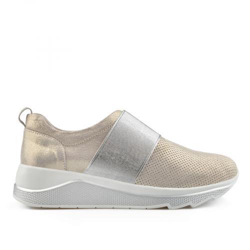 дамски ежедневни обувки златисти 0137170