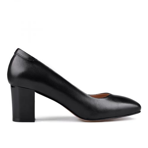 дамски елегантни обувки черни 0134726