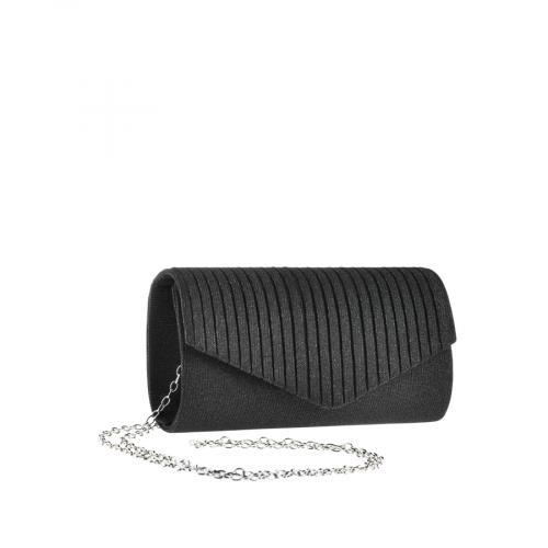 дамска елегантна чанта черна 0143782