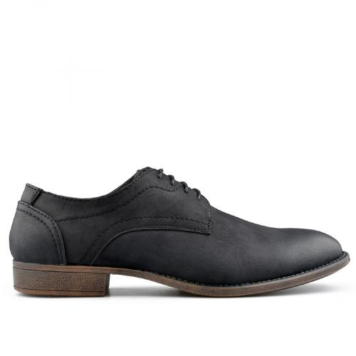 мъжки елегантни обувки черни 0139077