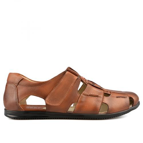 мъжки сандали кафяви 0138506