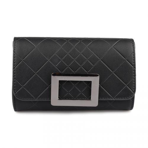 дамска елегантна чанта черна 0123973