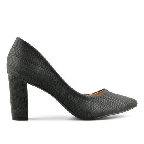 дамски елегантни обувки черни 0140029