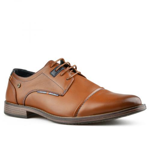 мъжки ежедневни обувки кафяви 0143798