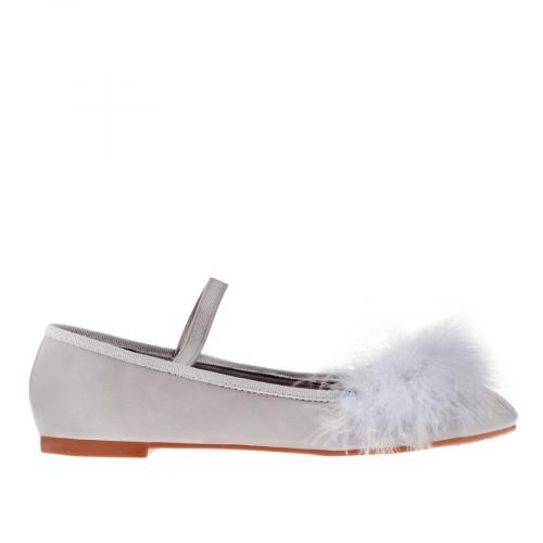 дамски ежедневни обувки сиви 0135095