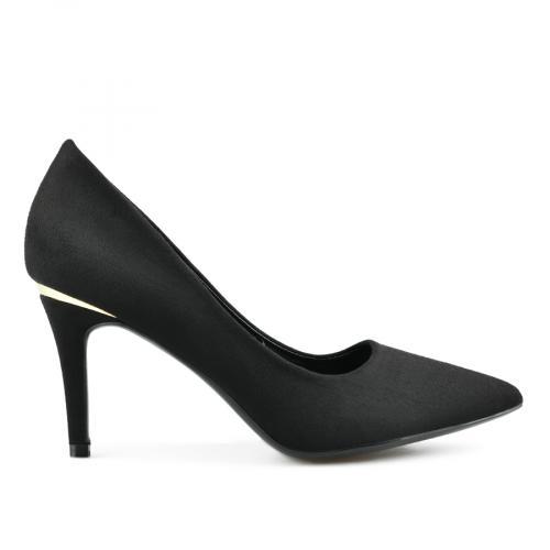 дамски елегантни обувки черни 0143208