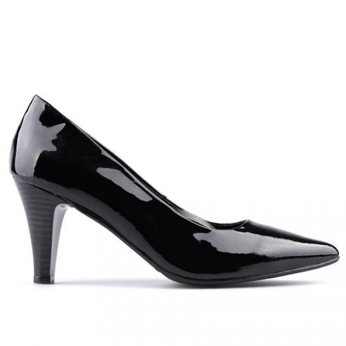 дамски елегантни обувки черни 0124783