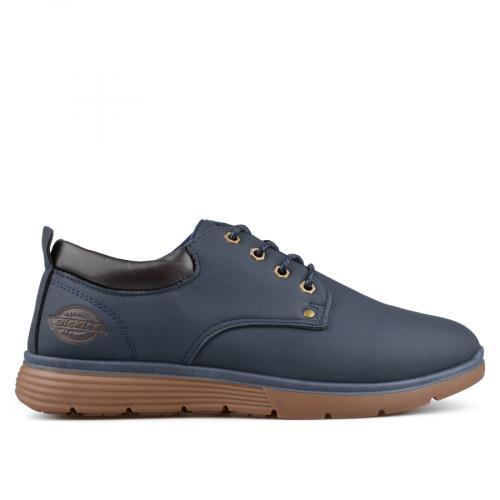 мъжки ежедневни обувки сини 0135483