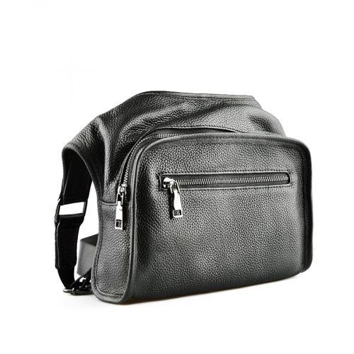 мъжка ежедневна чанта черна 0140967