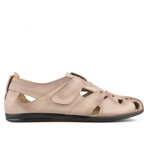 мъжки сандали бежови 0138504