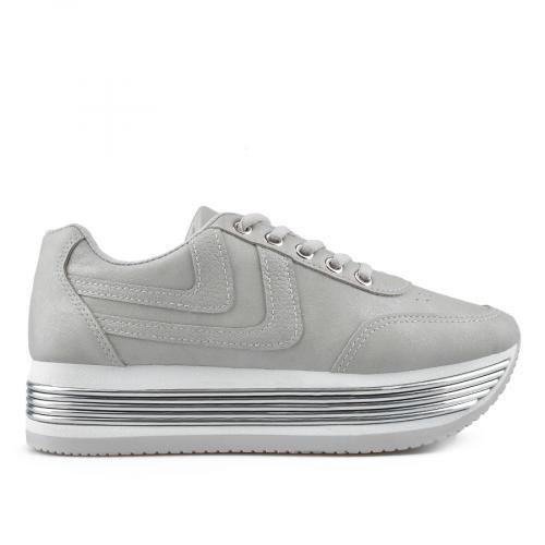 дамски ежедневни обувки сиви 0136872