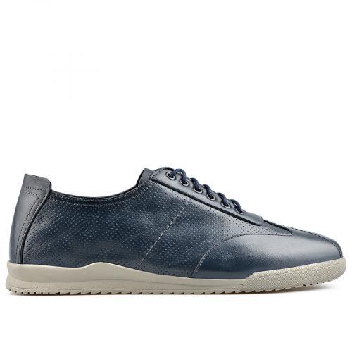 мъжки ежедневни обувки сини 0138285