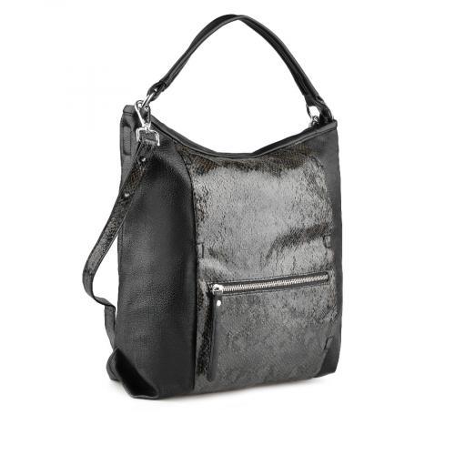 дамска ежедневна чанта черна 0137960
