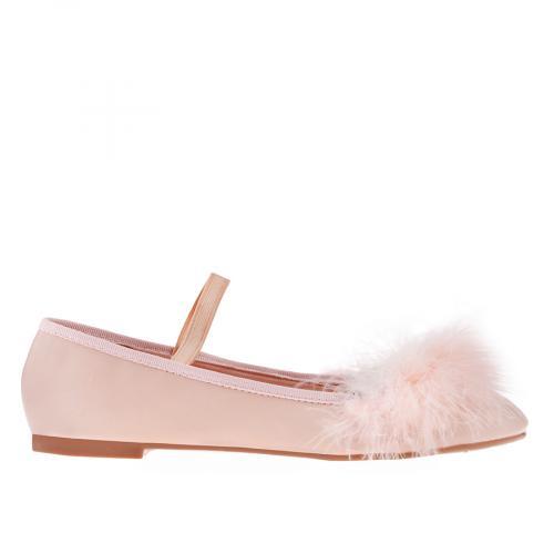 дамски ежедневни обувки розови 0135094
