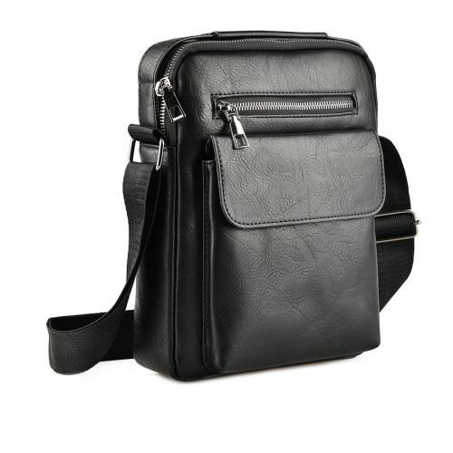 мъжка ежедневна чанта черна 0143882