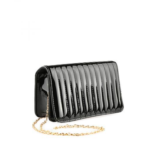 дамска елегантна чанта черна 0139883