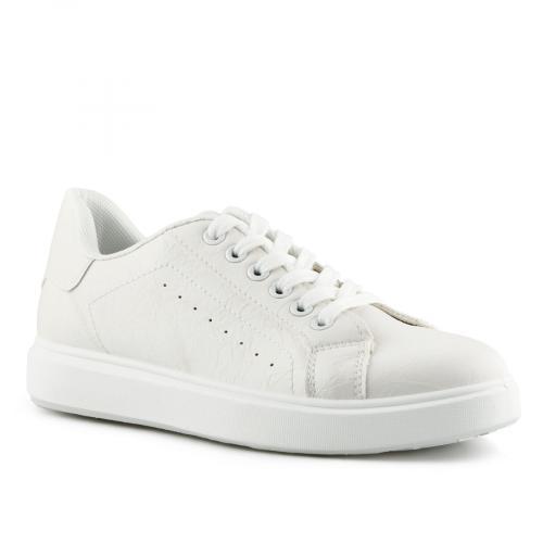 дамски ежедневни обувки бели 0140306