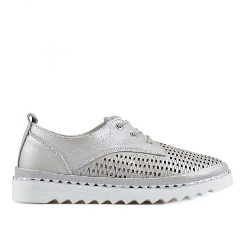 дамски ежедневни обувки сребристи 0137200
