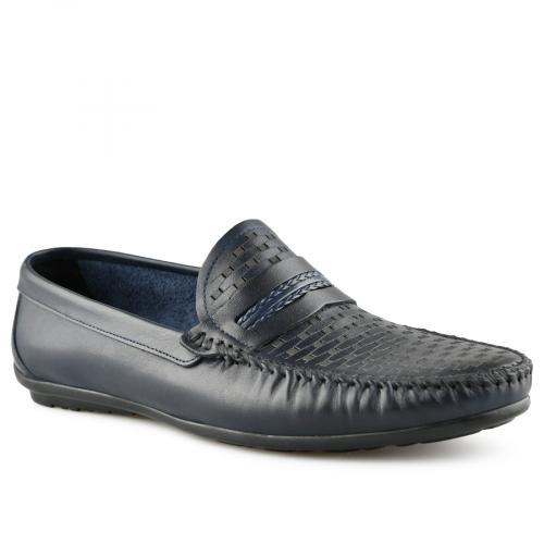 мъжки ежедневни обувки сини 0141243