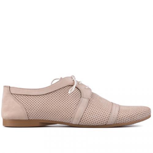 Мъжки ежедневни обувки бежови 0118614