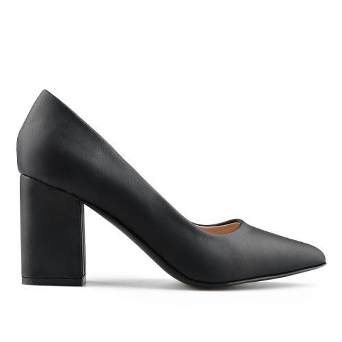 дамски елегантни обувки черни 0139149