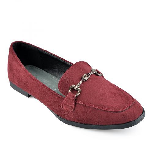 дамски ежедневни обувки червени 0139609 0139609