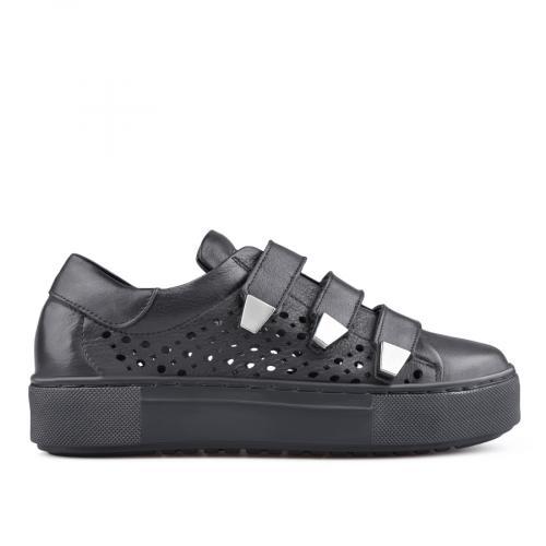 дамски ежедневни обувки черни 0134700