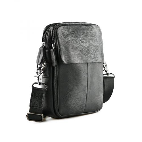 мъжка ежедневна чанта черна 0143868